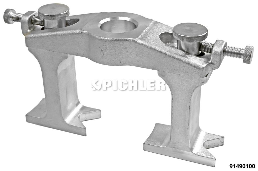 Support Legs for Removing 4 Bolt, Bolted Wheel Bearings - 1