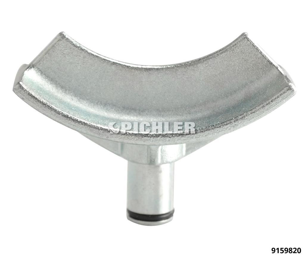 9159820: Spring Compressor Jaws for Ø 70 - 160 mm Springs, 4 pcs.