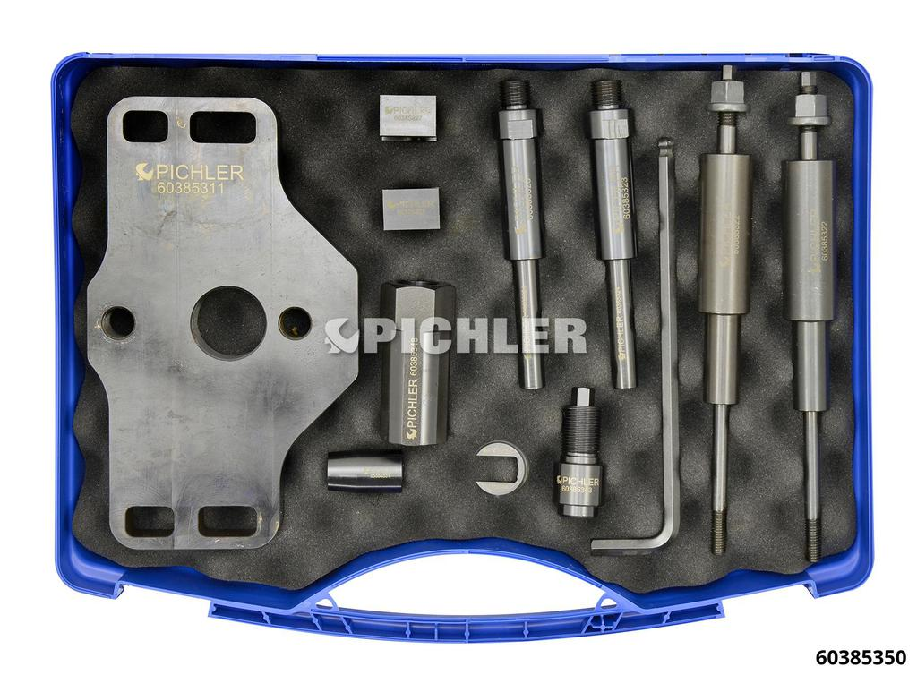 Injector Removal Upgrade Set from 60382095 to 60385340/60385345 - 1