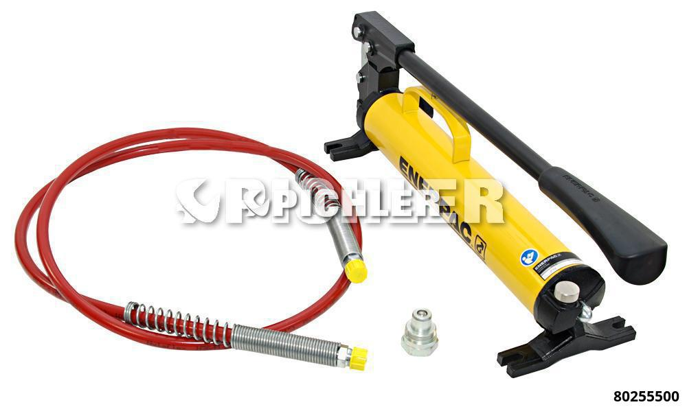 80255500: Hydraulic Hand Operated Pump Set 3 pieces