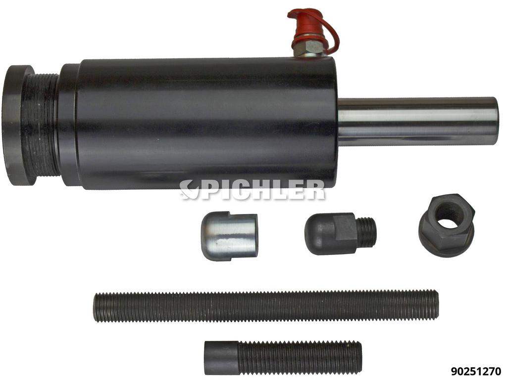 90251270: 32 ton Hydraulic Cylinder complete with accessories