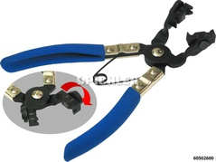 Clic Hose Clamp Pliers AV with Swivel Tips