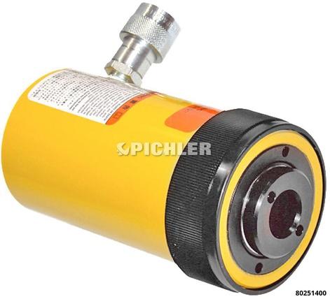 Hydraulik Hohlkolbenzylinder 20t Hub 52 mm