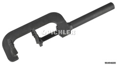 Universal Pully Holder for cars and lorries