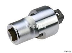 Cliquet adaptable 1/2 65 mm