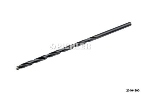 HSS Spiralbohrer lang 4,50mm DIN 340, Präzisionsgeschliffen