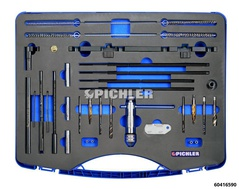 Glow Plug Drilling-Out MASTER Set OM651, M8X1 & M10X1