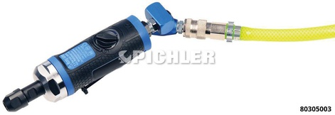 "Pneumatic multi-directional connector 1,4"" 2 x 360°"