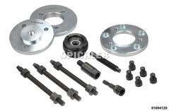 Complément p. outils rouleme de roue VAG si possession du jeu 9169585 ou 9169590