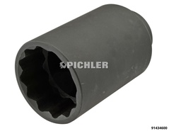 Impact Socket 46 1/2 12 sided