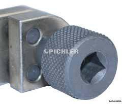 Schlauchschellen-Klemmspanner universell für Federbandschellen Spannbereich 72 mm -Antrieb 1/4 max. 9mm Zapfenbreite
