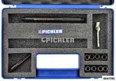 Special thread repair set for glow plug M10 x 1, 13 pcs.