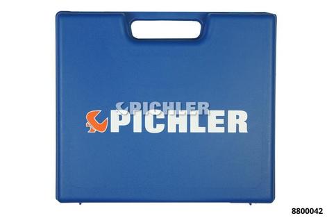 Kunststoffkoffer 2019/PCL/3 Schaum oben dünn PICHLER für 9174550+4301375