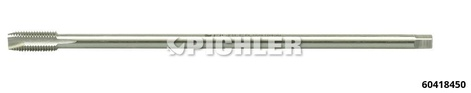Spezial-Handgewindebohrer M 10 x 1,25 Länge 200 mm Glühkerzen OPEL usw.