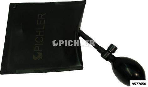 Luftpolstertasche 15 x 15cm mit Handblasbalg Türöffner- Wegdrückvorrichtung (kurz)