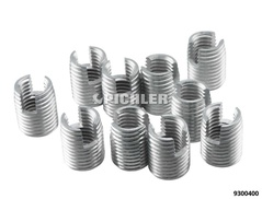 Thread Insert Set M10x1.5 (10 pc)