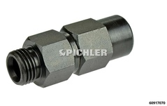 Adapter Plug-In Nipple Facom to Internal Thread M12x1.5