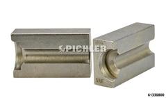 Spannbacken E 8mm