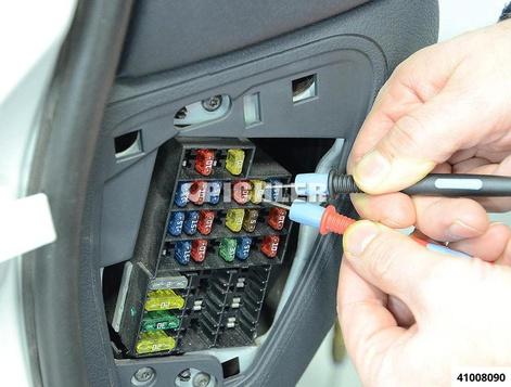 Sicherungskreistester Detector kann 0,005 Ampere messen ideal um Schwankungen zu überprüfen