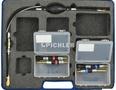 Handsaugpumpen Set 5-tlg. mit Schnellkupplungen zum Entlüften vom Kraftstoffsystem metrisch (Ø 8, 10mm)