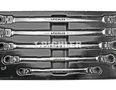 "Gelenkknarrenschlüssel ""Triple Plus"" XL 4-/6-/12-kant, XZN-, E-Profil"