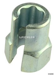 Slotted Socket 10