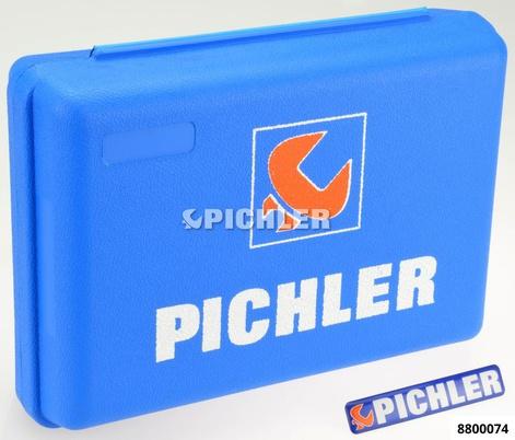 Kunststoff-Koffer Pi1 klein Schaumstoffeinlage oben/unten 2014K