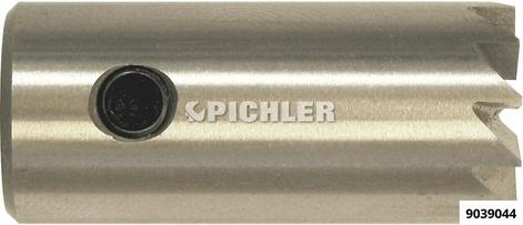 Injektorsitz-Fräser 180° drm. 17,0 mm durchgehend z.B. Bosch Injektoren