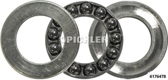 Axial Ball Bearing 51104