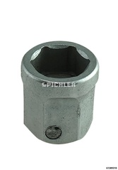 Repousseur étrier de frein pour utilitaires, embout réception 12mm