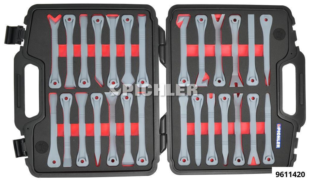 Universal Verkleidungsschraube Gummit/üllen Schrauben Unterscheiben f/ür Motorrad Auto GS125 perfk 48 TLG