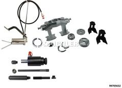 Kit roulement de roue compact 18t