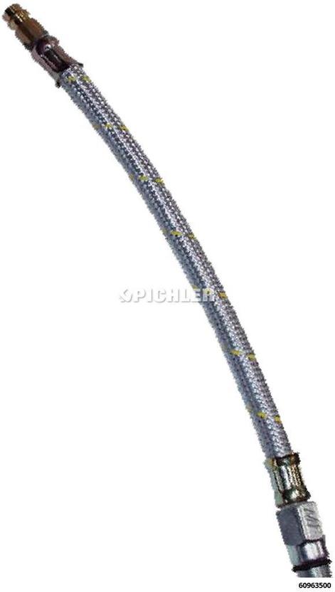 Adapter flexibel, 200mm lang, S-Kupplung Universal M14 x 1,25 x 10 mm Zündkerze