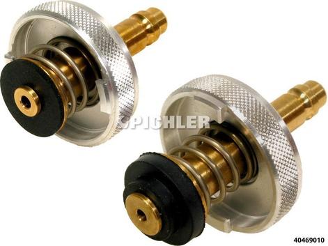 Kühlsystem-Adapter  2-teilig 4046860 + 4046900