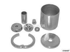 Radlagerwerkzeug Satz VA ohne Flansch o. Hydraulik Peugeot Boxer, Citroen Jumper Fiat Ducato Aus-/Einbau