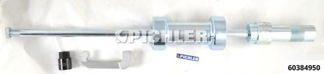 Injektor Demontagesatz Mod.FIAT inklusive 5,0 Kg Schlaghammer für Fiat Ducato JTD