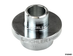 Reversible Extraction Disc with Hole fot the Wheel Bearing Unit VAG
