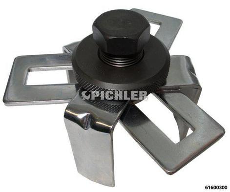 Tankgeberverschraubungs- Löseschl. Mod.U3 universal 75-160mm Stegbreite 25mm