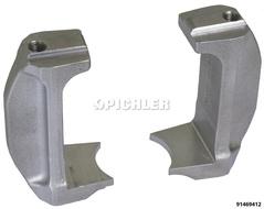 Ersatz-Abziehfüße 1 Paar  für Demontagewerkzeug UNl f. Kompaktradlager