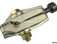 Zugklemme 90° Winkelbacken für Bleche mit eckigem Profil Zug über Halsnutenkopf