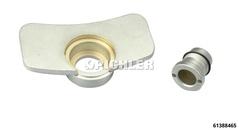 Zusatzplatte für Bremskolbendrehwerkzeug extra dünn