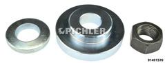 Entretoise pour cylindre creux Enerpac pour passer sur produits WALLMEK