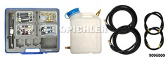 Universal Fuel System Cleaning Kit Metric, 21 pcs.