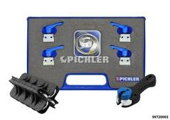 Bremsleitungs-Richtwerkzeug & Halteklammern-Set