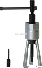 "UNI-Dreiarmabzieher 51600 ""micro puller"" Fixierhülse Spannbereich 19-45mm"