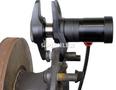 Kugelgelenk-Ausdrücker hydraulisch 8,8t Maulöffnung 42 u.56 mm, Höhe 60 u.72 mm