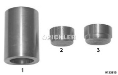 Supplementary Set for Brake Anchor Bolt 3 pcs
