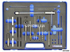 Universal Glow Plug Drilling Out Kit M8x1without Accessories