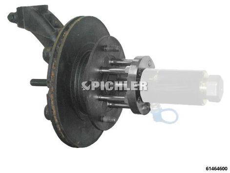 Vorderradlagerwerkzeug Satz Ford Transit Aus-/ Einbau für  Modellel 2006- Set ohne Flansch und Hydraulik