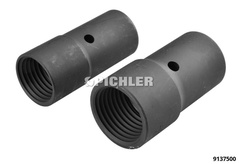 Locking Wheelnut Remover Kit 2 pcs